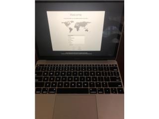 MacBook 2015 8gb 256 HD, Puerto Rico