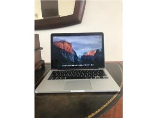 """MacBook Pro 13"""" 2013, Puerto Rico"""