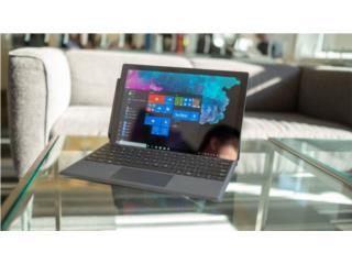 Microsoft Surface Pro 5 (2017) 8GB RAM 256GB SSD, Puerto Rico