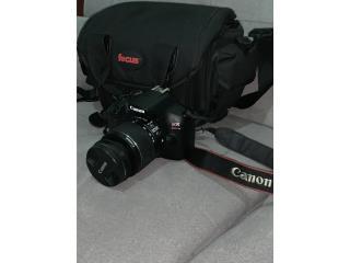 Canon T6, Puerto Rico