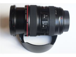 Lente Canon 24-105f4 L en excelentes condiciones, Puerto Rico