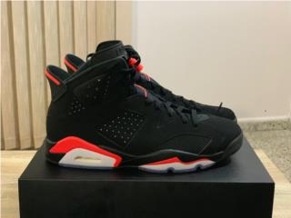 2019 AIR JORDAN RETRO 6 , Puerto Rico