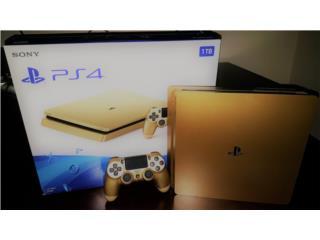 Oro Sony PS4 Pro console $150 Envío gratis, Puerto Rico