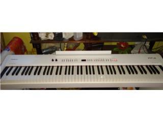 Piano Roland FP-4, Puerto Rico