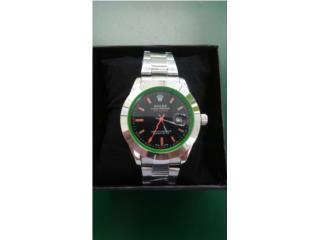 $60 O.M.O!!  Reloj Rolex Milgauss, Puerto Rico