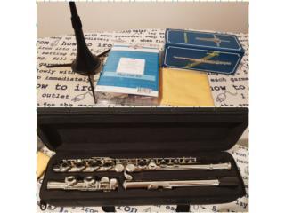 Flauta Prelude como nueva!!, Puerto Rico