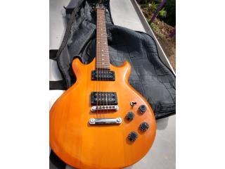Guitarra electrica, Puerto Rico