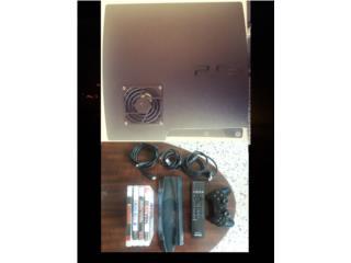 PS3 250GB, Puerto Rico