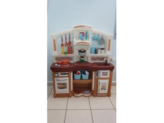 Cocina para niñ@s Step 2 como nueva, Puerto Rico