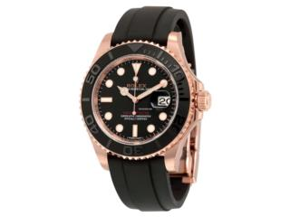 Rolex Yachtmaster Rubber, Puerto Rico