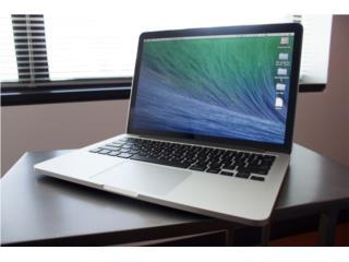 Macbook Pro 2015, Puerto Rico