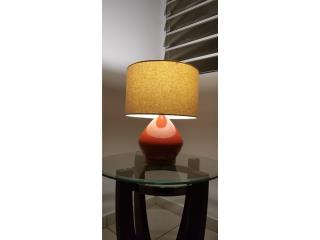 (2) lámparas elegantes nuevas, Puerto Rico