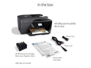 HP OfficeJet Pro 6978, Puerto Rico