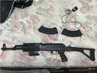 Rifle de Airsoft Ak-47, Puerto Rico