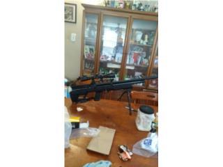 Rifle pcp .22, Puerto Rico