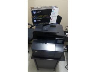 HP LaserJet 200 (Copy, Scan, Fax, WIFI), Puerto Rico