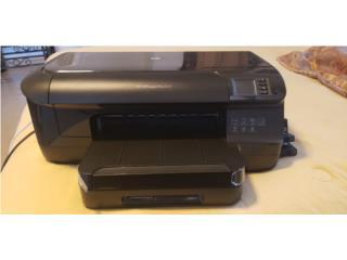 Printer HP Officejet Pro 8100, Puerto Rico