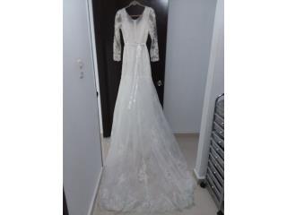 Vestido de novia, Puerto Rico