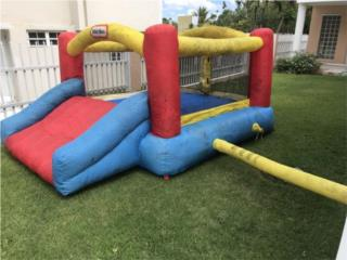 Casa Inflable Little Tikes + Blower  Titulo, Puerto Rico
