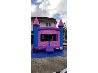 casa de brincos, Puerto Rico