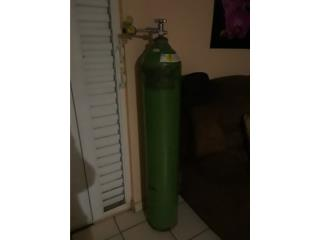 tanque grande de oxigeno $200 OMO, Puerto Rico