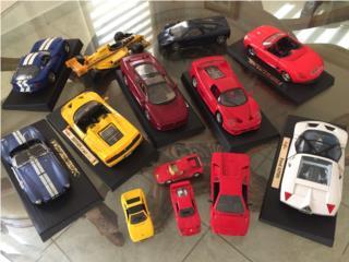 Coleccionables autos, Puerto Rico