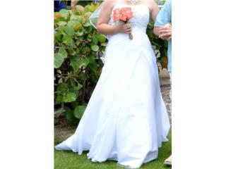 Traje de novia, Puerto Rico
