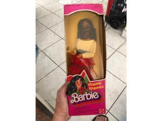 **Barbie Hispanica serie 12921979**, Puerto Rico