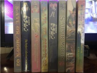 Colección Completa De Sailor Moon, Puerto Rico