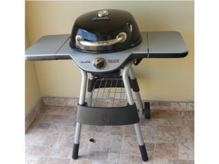 Grill electrico usado una sola vez, Puerto Rico