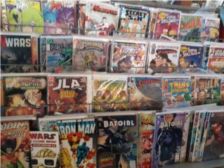 Comics=comics=comics, Puerto Rico