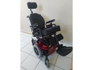 silla electrica de 6 ruedas, Puerto Rico