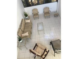 Juego de terraza, patio o sala, Puerto Rico