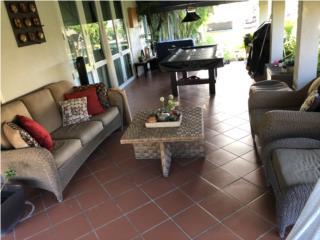 Bello juego muebles terraza o patio, Puerto Rico