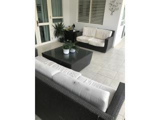 Muebles de patio. , Puerto Rico