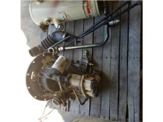 Bomba de compresor 185cfm, Puerto Rico