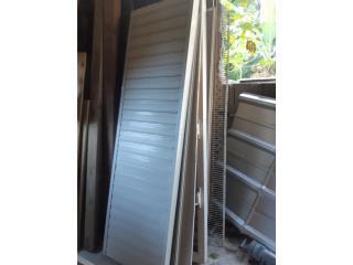 4 ventanas seguridad con screns, Puerto Rico