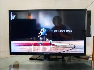 LCD TV 32'CONTROL ORIGINAL  FULL HD, Puerto Rico