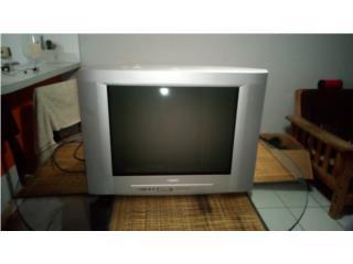 Televisor clasico, Puerto Rico