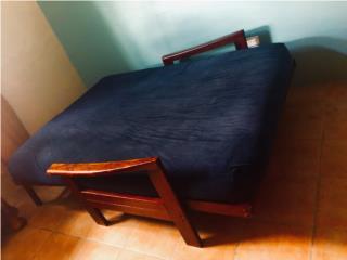 Sofa / Cama Tamaño Full., Puerto Rico