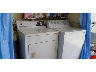 Se  vende   lavadora  y secadora, Puerto Rico