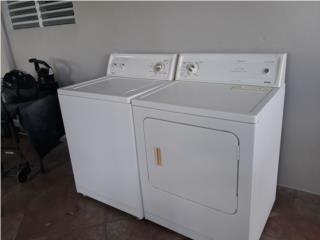 Lavadora y Secadora Kenmore $300, Puerto Rico