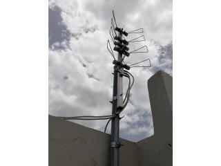 Antena Digital HI-TECH con más  alcance, Puerto Rico