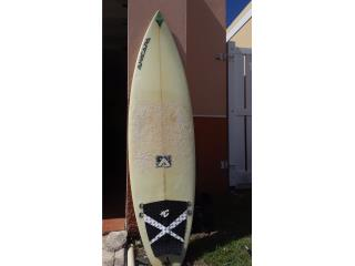 Surfboard 5'-11