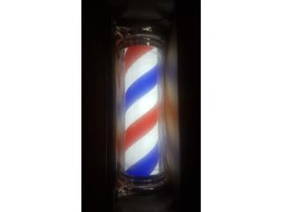 Polo de barberia barbero, Puerto Rico