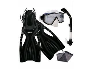 Snorkeling Kit Combo, Puerto Rico