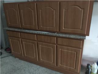 Gabinete de cocina, Puerto Rico