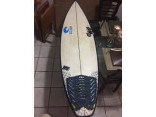 """Tabla Surf DHD 5'9"""", Puerto Rico"""