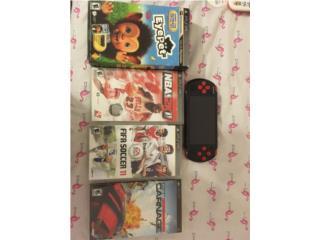 Juegos de PSP edición especial, Puerto Rico