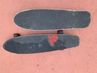 Skateboards, Puerto Rico